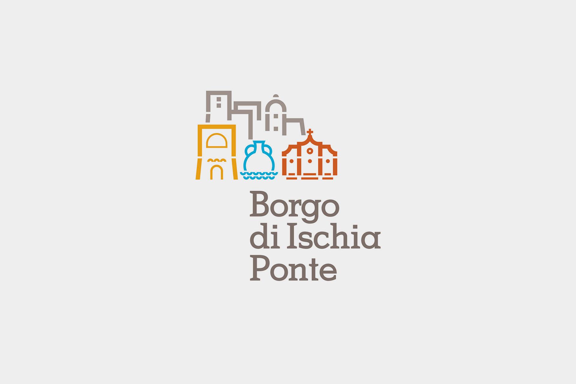 Borgo Ischia Ponte - logo