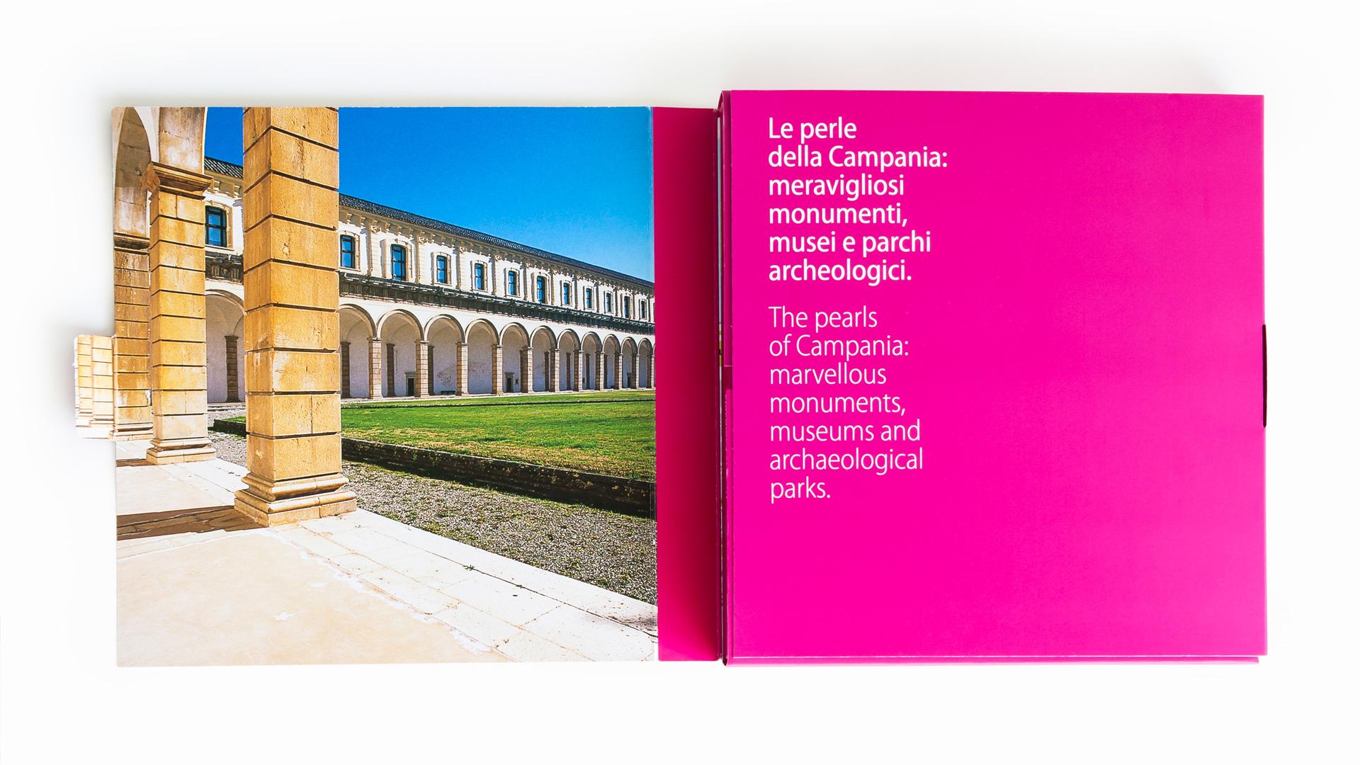 campania>artecard brand identity