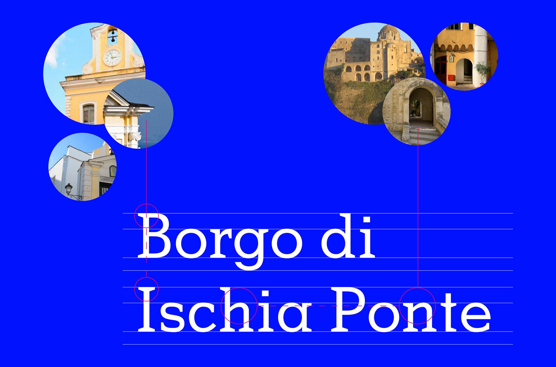 Borgo Ischia Ponte - Font