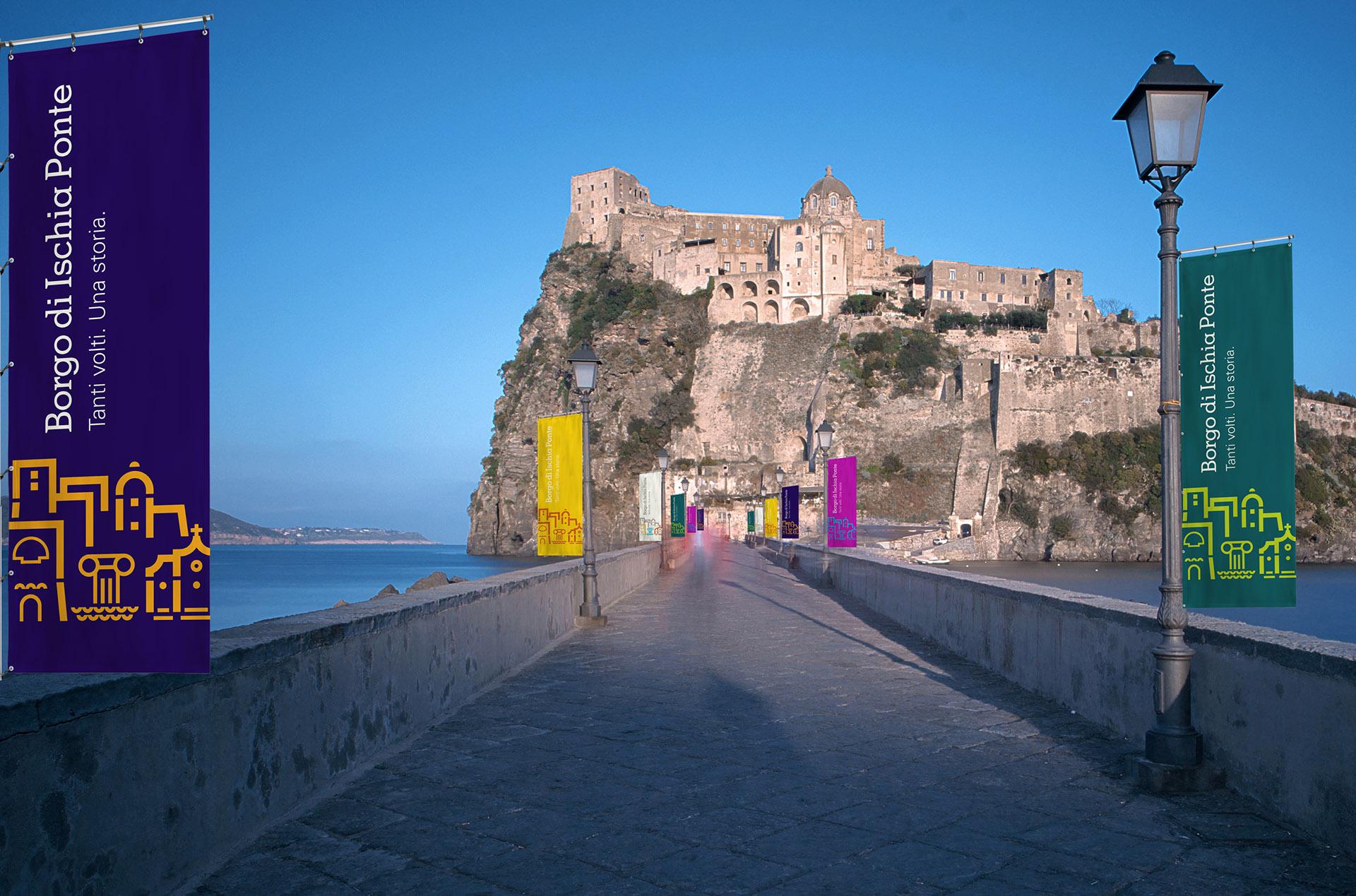 Borgo Ischia Ponte - Bandiere