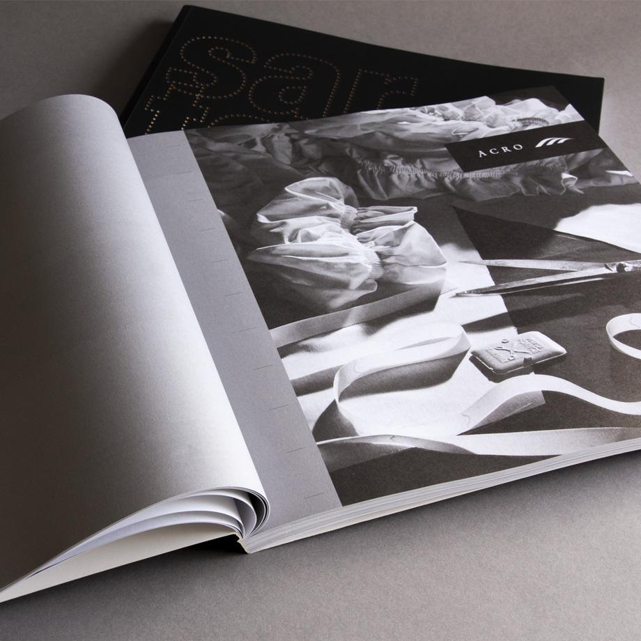Acro Texture — catalogo sartoria